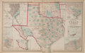 Miscellaneous:Maps, Frank A. Gray. Gray's New Map of Texas and the IndianTerritory. ...