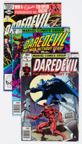 Modern Age (1980-Present):Superhero, Daredevil Group of 57 (Marvel, 1979-84) Condition: Average FN+....(Total: 57 Comic Books)