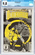 Modern Age (1980-Present):Superhero, Blackhawk #272 (DC, 1984) CGC NM/MT 9.8 White pages....