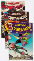 Silver Age (1956-1969):Superhero, The Amazing Spider-Man #39-93 and 96 Group (Marvel, 1966-71).... (Total: 55 Comic Books)
