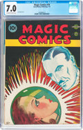Golden Age (1938-1955):Miscellaneous, Magic Comics #18 (David McKay Publications, 1941) CGC FN/VF 7.0 Off-white to white pages....