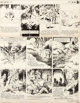 Alex Raymond Flash Gordon with Jungle Jim Topper Sunday Comic Strip Original Art dated 11-12-39 Group ... (Total: 2 Orig...