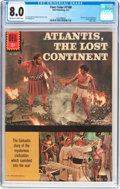 Silver Age (1956-1969):Adventure, Four Color #1188 Atlantis, The Lost Continent (Dell, 1961) CGC VF 8.0 Off-white to white pages....