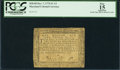 Colonial Notes:Maryland, Maryland December 7, 1775 $1 1/3 PCGS Apparent Fine 15.. ...