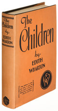 Books:Literature 1900-up, Edith Wharton. The Children. New York: 1928. Firstedition....