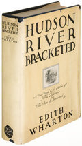 Books:Literature 1900-up, Edith Wharton. Hudson River Bracketed. New York: 1929. Firstedition....
