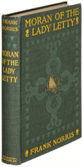 Books:Literature Pre-1900, Frank Norris. Moran of the Lady Letty. New York: 1898. Firstedition of the author's second book....