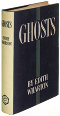 Books:Literature 1900-up, Edith Wharton. Ghosts. New York: 1937. First edition....