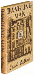 Books:Literature 1900-up, Saul Bellow. Dangling Man. London: 1946. First Englishedition of Bellow's first book, signed....