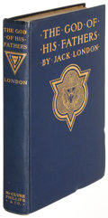 Books:Literature 1900-up, Jack London. The God of His Fathers... New York: 1901. Firstedition of the author's second book....
