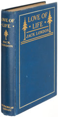 Books:Literature 1900-up, Jack London. Love of Life. New York: 1907. First edition....