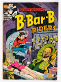 Golden Age (1938-1955):Horror, Bobby Benson's B-Bar-B Riders #14 (Magazine Enterprises, 1952)Condition: FN-....