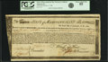 "Colonial Notes:Massachusetts, State of Massachusetts Bay - (Act of January 13, 1780) 6% TreasuryLoan Certificate Payable ""in then Current Money"" or ""in gre..."