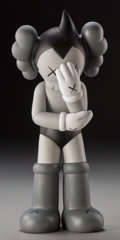Post-War & Contemporary:Sculpture, KAWS (American, b. 1974). Astro Boy, 2013. Vinyl. 15 x 5-1/2x 4 inches (38.1 x 14.0 x 10.2 cm). From an edition of 500...