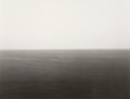 Fine Art - Work on Paper:Print, Hiroshi Sugimoto (Japanese, b. 1948). Miltoan Sea, Sounion,from the portfolio Time Exposed, 1990. Offset lithograph...