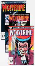Modern Age (1980-Present):Superhero, Wolverine Group (Marvel, 1982-89) Condition: Average VF/NM....(Total: 14 Comic Books)