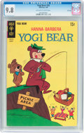 Silver Age (1956-1969):Cartoon Character, Yogi Bear #35 File Copy (Gold Key, 1969) CGC NM/MT 9.8 Off-white to white pages....