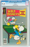 Bronze Age (1970-1979):Cartoon Character, Walt Disney's Comics and Stories #460 (Gold Key, 1979) CGC NM/MT9.8 White pages....