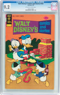 Bronze Age (1970-1979):Cartoon Character, Walt Disney's Comics and Stories #418 File Copy (Gold Key, 1975)CGC NM- 9.2 Off-white to white pages....