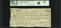 "Colonial Notes:Continental Congress Issues, United States of America - Continental Loan Office in the State of""Connecticut"" Exchange for $30/150 Livres Tournois Third Bi..."