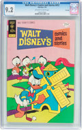 Bronze Age (1970-1979):Cartoon Character, Walt Disney's Comics and Stories #412 File Copy (Gold Key, 1975)CGC NM- 9.2 Off-white to white pages....