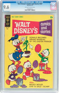 Bronze Age (1970-1979):Cartoon Character, Walt Disney's Comics and Stories #367 (Gold Key, 1971) CGC NM+ 9.6Off-white to white pages....