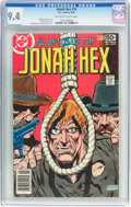 Bronze Age (1970-1979):Western, Jonah Hex #16 (DC, 1978) CGC NM 9.4 Off-white to white pages....