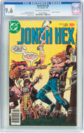Bronze Age (1970-1979):Western, Jonah Hex #8 (DC, 1978) CGC NM+ 9.6 Off-white to white pages....