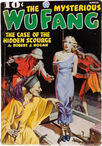 Wu Fang - March 1936 (Popular) Condition: VG