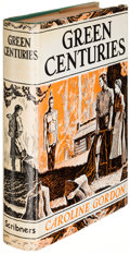 Books:Literature 1900-up, Caroline Gordon. Green Centuries . New York: 1941. Firstedition, inscribed by the author to her literary agent. ...