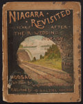 Books:Americana & American History, William Dean Howells. Niagara Revisited. Chicago: [1884].First edition, originally suppressed with much of the prin...