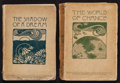 Books:Literature 1900-up, William Dean Howells. Pair of Harper Books New York: [1890-1893].First U. S. editions, scarce wrapper issue of both works....(Total: 2 Items)