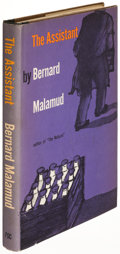 Books:Literature 1900-up, Bernard Malamud. The Assistant. New York: [1957]. Firstedition of the author's second novel....