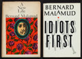 Books:Literature 1900-up, Bernard Malamud. Pair of Farrar Books. New York: [1961-1963]. Firsteditions, both inscribed.... (Total: 3 Items)