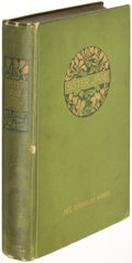 Books:Fiction, Joel Chandler Harris. Sister Jane... New York: 1899. Earlyreprint, inscribed....