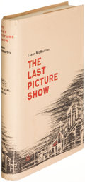 Books:Literature 1900-up, Larry McMurtry. The Last Picture Show. New York: 1966. Firstedition, uncorrected proof copy, initialed by McMurtry....