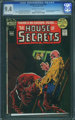 House of Secrets #98 (DC, 1972) CGC NM 9.4 Off-white to white pages