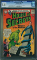 House of Secrets #68 - WESTPORT COLLECTION (DC, 1964) CGC VF- 7.5 Cream to off-white pages