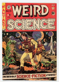 Golden Age (1938-1955):Science Fiction, Weird Science #10 (EC, 1951) Condition: FN....