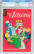Silver Age (1956-1969):Cartoon Character, The Jetsons #29 File Copy (Gold Key, 1969) CGC NM 9.4 Off-white to white pages....