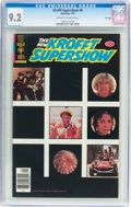 Bronze Age (1970-1979):Humor, Krofft Supershow #6 File Copy (Gold Key, 1979) CGC NM- 9.2 Off-white to white pages....