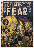 Golden Age (1938-1955):Horror, Haunt of Fear #17 Canadian Edition (EC, 1953) Condition: VF....