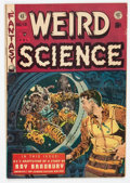 Golden Age (1938-1955):Horror, Weird Science #19 Canadian Edition (EC, 1953) Condition: FN-....