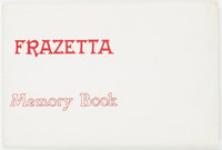 Frazetta Memory Book First edition (Frank Frazetta, 1977) Condition: VF/NM