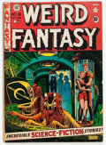 Golden Age (1938-1955):Science Fiction, Weird Fantasy #8 (EC, 1951) Condition: VG+....