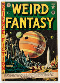 Golden Age (1938-1955):Science Fiction, Weird Fantasy #17 (#5) (EC, 1951) Condition: VG....