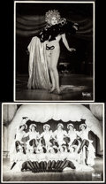 """Movie Posters:Exploitation, Burlesque Lot by Maurice Seymour (1930s). Pinup Photos (2) (11"""" X14""""). Exploitation.. ... (Total: 2 Items)"""