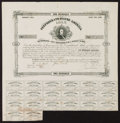 Confederate Notes:Group Lots, Ball 88 Cr. 38 $100 Bond 1861 Fine.. ...