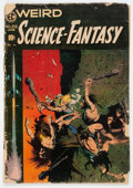 Golden Age (1938-1955):Science Fiction, Weird Science-Fantasy #29 (EC, 1955) Condition: FR/GD....