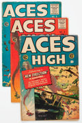 Golden Age (1938-1955):Miscellaneous, EC Comics New Direction Group of 9 (EC, 1955) Condition: Average GD/VG.... (Total: 9 Comic Books)